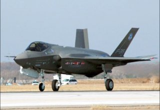 Israel receives 3 new F-35 stealth jets