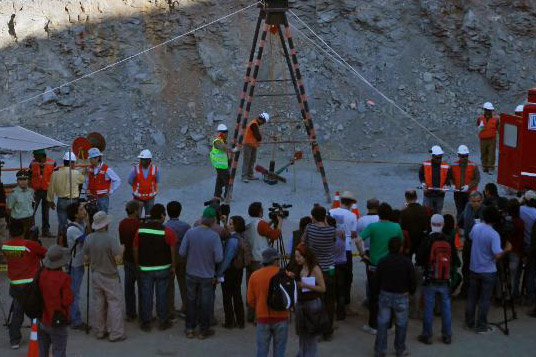 German TV crew detained in China after filming mine