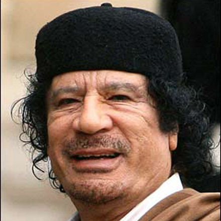 Gaddafi rules out talks with rebels