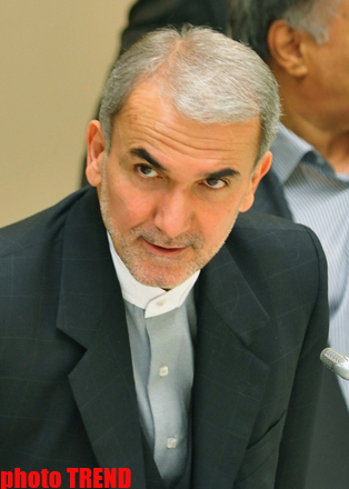 Iranian official: Nothing can impede cooperation among Caspian countries (PHOTO)