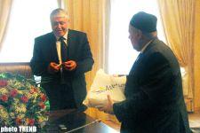 В Азербайджане отметили юбилей выдающегося религиозного деятеля (ФОТО) - Gallery Thumbnail