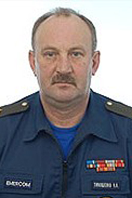 Senior emergencies ministry official found dead in Russia's Far East