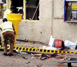 Somali minister killed by niece in suicide bomb attack