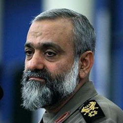 Iran promises 10 kg of gold to a historican who can name a more criminal regime than U.S. - commander