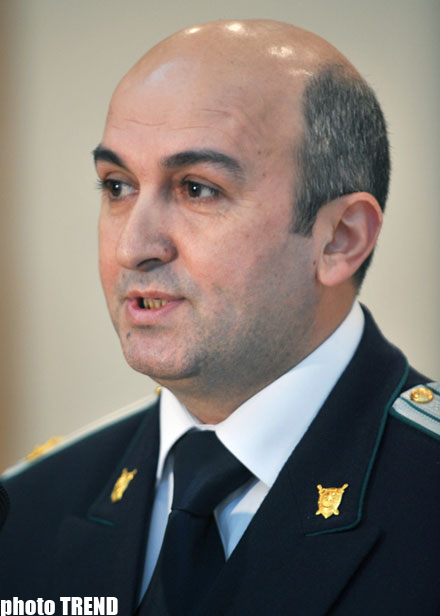 Azerbaijan makes news appointments to structure of military prosecutor's office