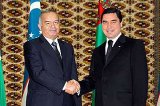 Ashgabat, Tashkent urge to solve water and energy problems in Central Asia
