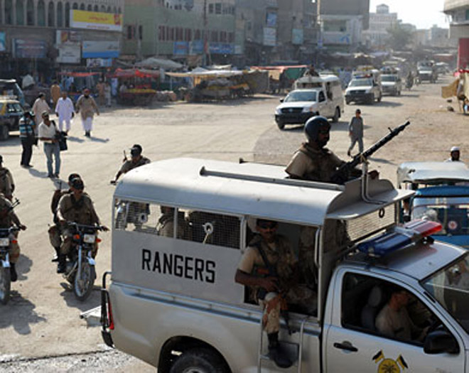 Insiders involved in militants attack on Pakistani navy base: officials