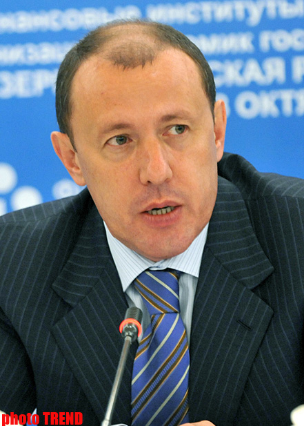 CIS Finance and Banking Council First VP: Azerbaijan's economy is one of fastest-growing economies worldwide