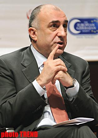 Azerbaijani FM: Azerbaijan ready to use all means to achieve progress in Nagorno-Karabakh problem (UPDATE)