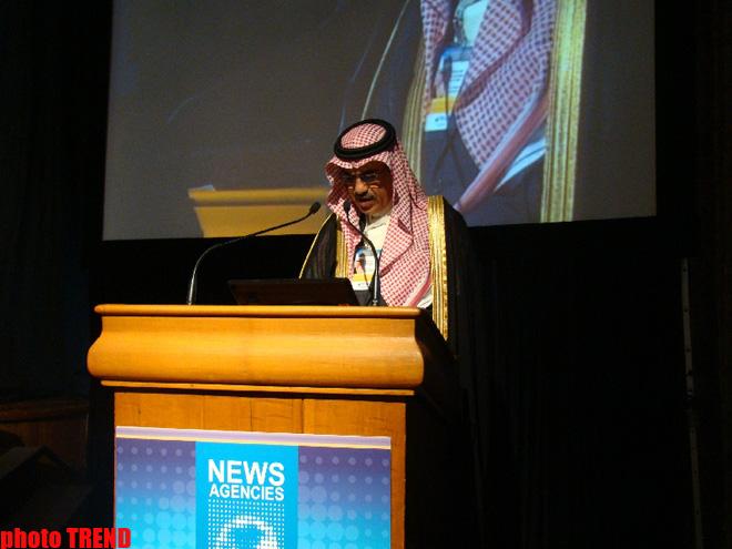 Next meeting of leaders of worldwide news agencies to be held in Saudi Arabia (PHOTOS) - Gallery Image