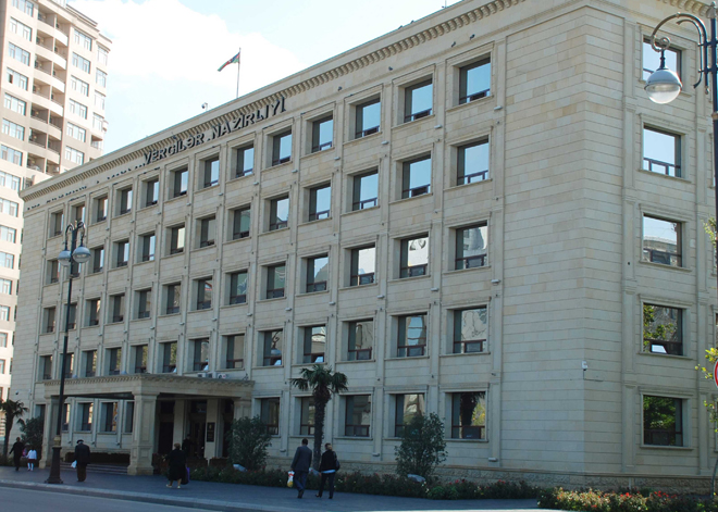 Structural changes in Azerbaijan's Taxes Ministry