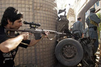 7 insurgents killed, 18 arrested in Afghanistan