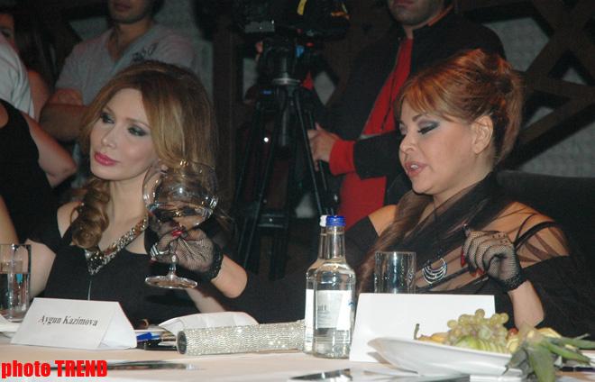 "Закулисные моменты ""Best Model of Azerbaijan-2010"" (фотосессия) - Gallery Image"