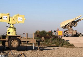 Iran deploys air defense systems along borders with Iraq
