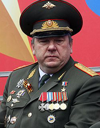 Russian Airborne Forces commander hospitalized after traffic accident (UPDATE-2)