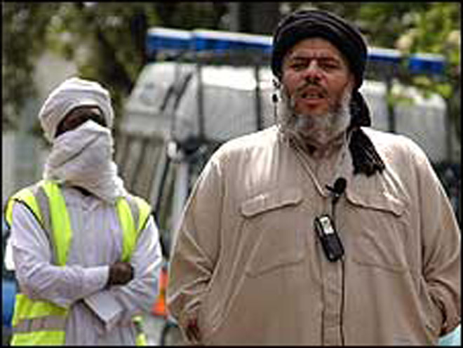 Radical cleric Hamza can be extradited to US, European court says