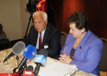Russian official: Azerbaijan improves electoral process (UPDATED) (PHOTOS) - Gallery Thumbnail