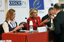 Int'l observers: Parliamentary elections in Azerbaijan held in accordance with int'l and OSCE standards  (UPDATE) (PHOTO) - Gallery Thumbnail