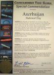San Diego declares Azerbaijan Day (PHOTO) - Gallery Thumbnail