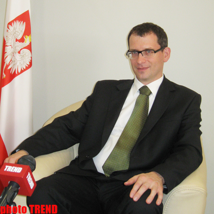 Ambassador: Poland wishes to boost business with Azerbaijan, to go beyond oil sector