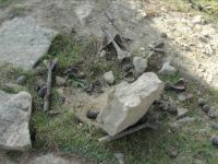 Many unexploded ordinances revealed near TV tower in Baku (UPDATE-5) (PHOTO) - Gallery Thumbnail