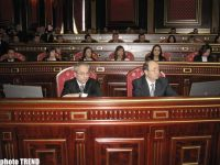 Newly-appointed judges swear in Azerbaijani Supreme Court (PHOTO) - Gallery Thumbnail