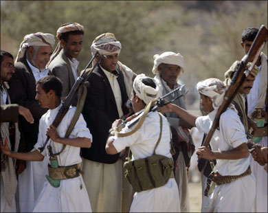 Report: Tribes foil al-Qaeda's expansion bid in Yemeni town
