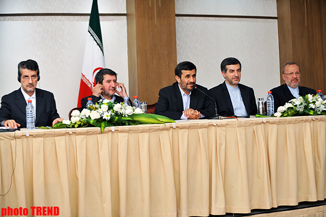 Azerbaijan, Iran to boost cooperation in transport and energy (PHOTO) - Gallery Image