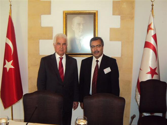 Azerbaijani media representatives end visit to Turkish Republic of Northern Cyprus (PHOTO) - Gallery Image