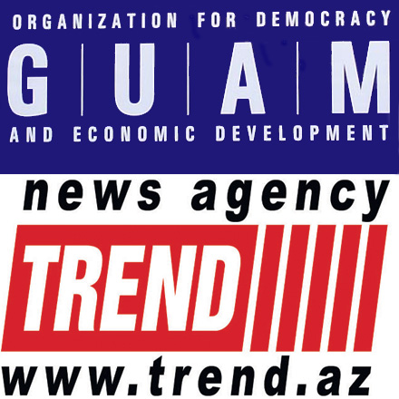 Trend becomes GUAM's official partner in Azerbaijan