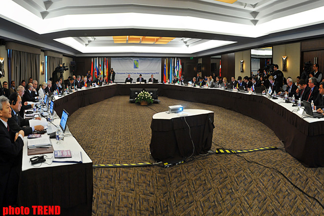 Int'l agreements on satellite networks and postal communication inked in Baku (PHOTO) - Gallery Image