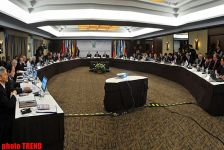 Int'l agreements on satellite networks and postal communication inked in Baku (PHOTO) - Gallery Thumbnail