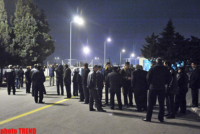 Bodies of Azerbaijani pilgrims who died in road accident in Turkey delivered home (UPDATE) (PHOTO) - Gallery Image