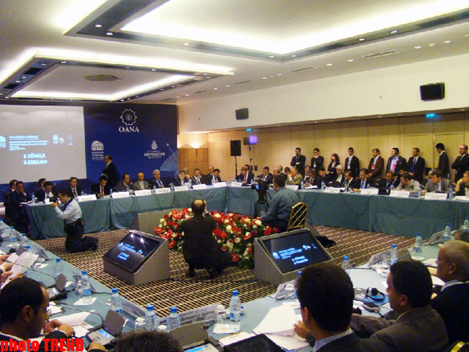 Trend news agency attends OANA's general assembly (PHOTO, VIDEO) - Gallery Image
