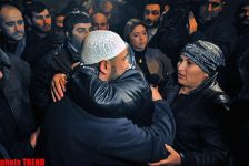 Bodies of Azerbaijani pilgrims who died in road accident in Turkey delivered home (UPDATE) (PHOTO) - Gallery Thumbnail