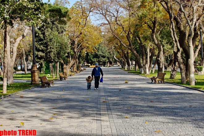Special parks proposed to be created in Baku due to Eurovision song contest