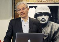 WikiLeaks founder plans to surrender to British authorities - paper