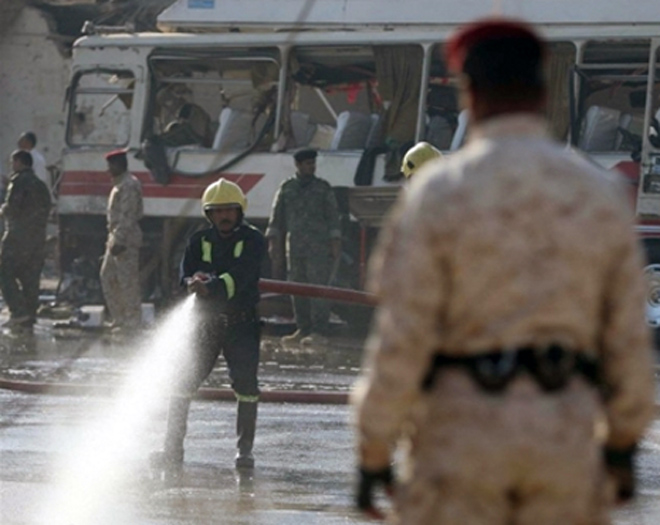 Suicide bomb attack kills 10, injures 38 in cental Iraqi city