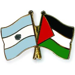 Argentina recognizes Palestinian state