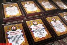 Clip dedicated to Azerbaijani national hero presented (PHOTO) - Gallery Thumbnail