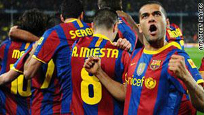 """""""Barselona""""nın lider olmağına az qaldı"""