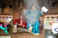 Топпуш баджы, дедушка Ио-Кио и дым без джинна (фотосессия) - Gallery Thumbnail