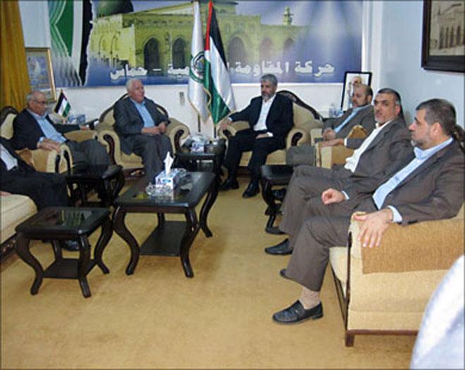 ФАТХ и ХАМАС договорились о действиях по формированию единого правительства ПНА