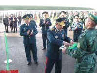Baku opens  guard dogs training center (PHOTO) - Gallery Thumbnail