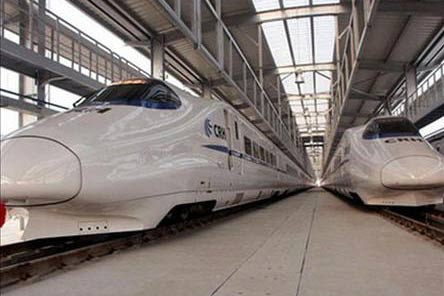 Turkey's first bullet train will carry out test run
