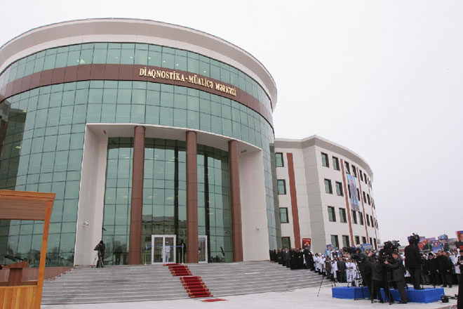 Kidney transplantation conducted in Nakhchivan Autonomous Republic first time - Gallery Image
