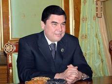 Turkmen president dissatisfied with textile industry's performance