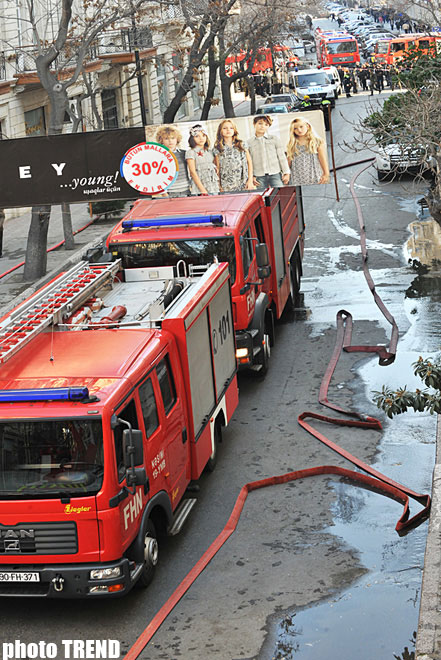 Fire at Traumatology Institute localized (UPDATE-3) (PHOTO) - Gallery Image