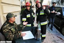 Fire at Traumatology Institute localized (UPDATE-3) (PHOTO) - Gallery Thumbnail