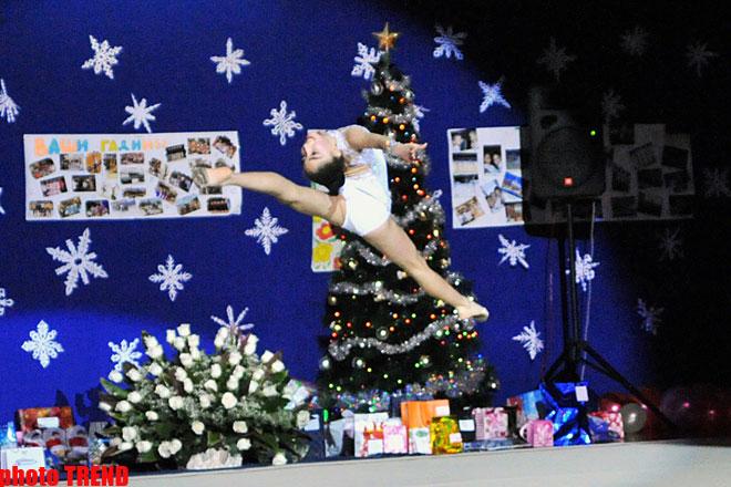 Azerbaijan's First Lady re-elected President of Azerbaijani Gymnastics Federation (UPDATE 2)(PHOTO) - Gallery Image